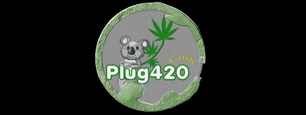 Plug420 Crypto Coin 1